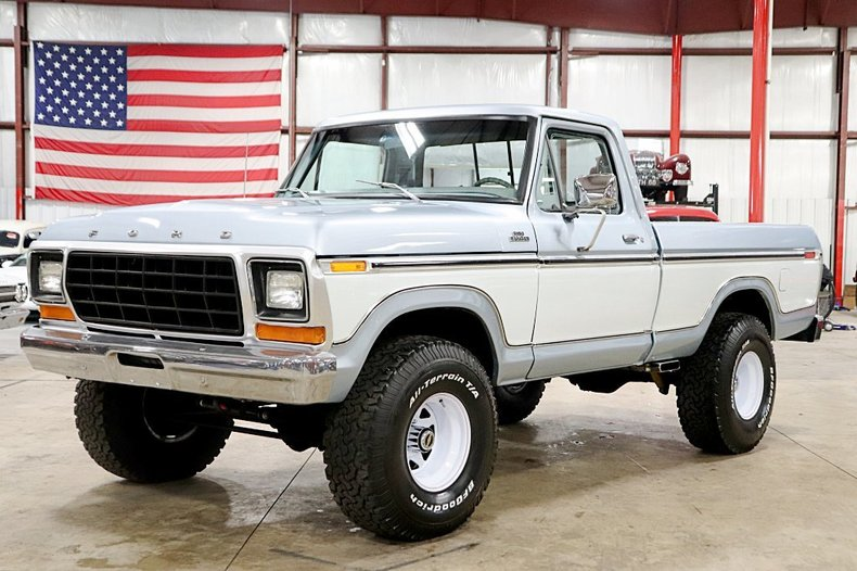 1978 Ford Truck >> 1978 Ford F150 Gr Auto Gallery