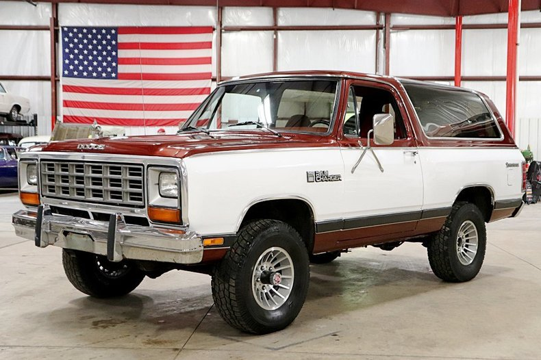 1984 dodge ramcharger