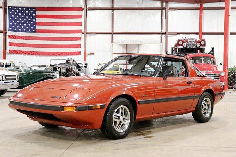 1984 Mazda RX-7 For Sale