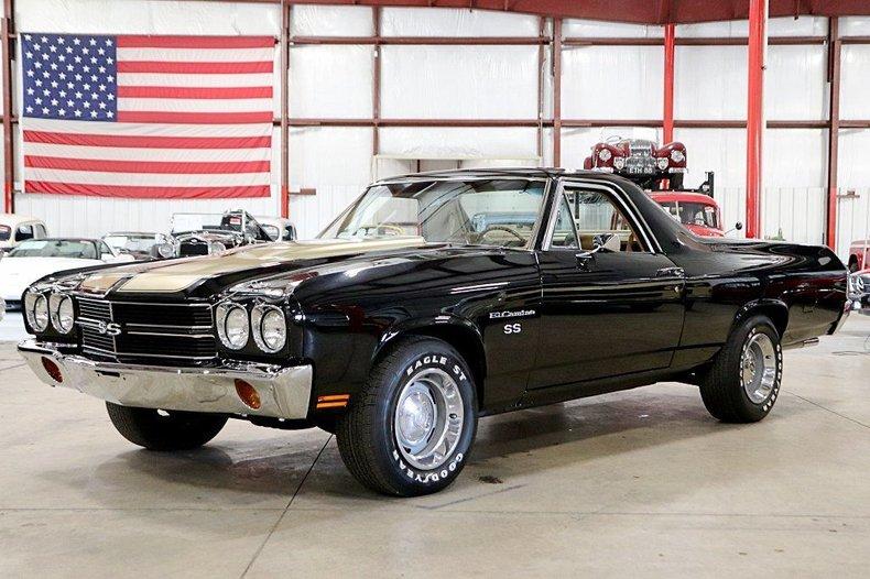 1970 Chevrolet El Camino For Sale