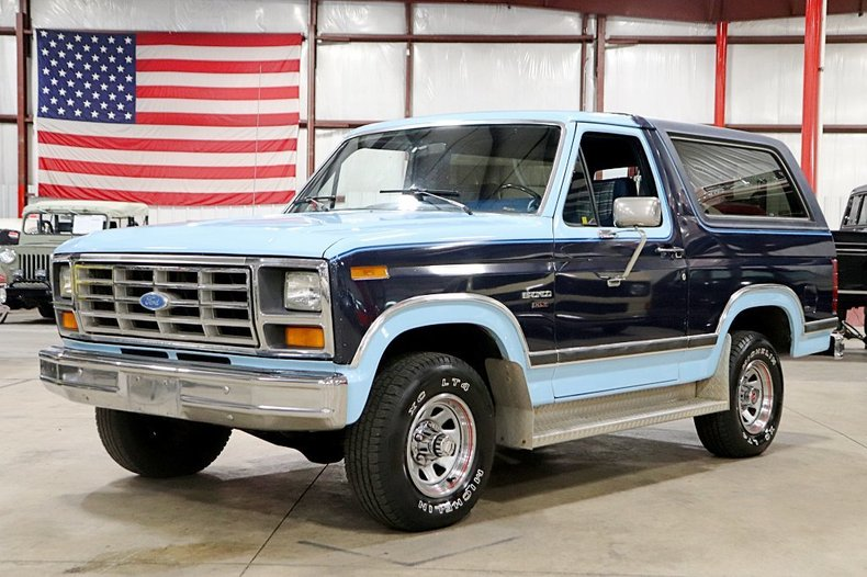 1983 ford bronco