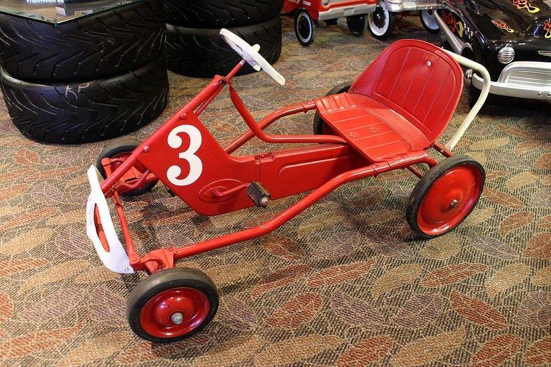 Frame style 3 race car