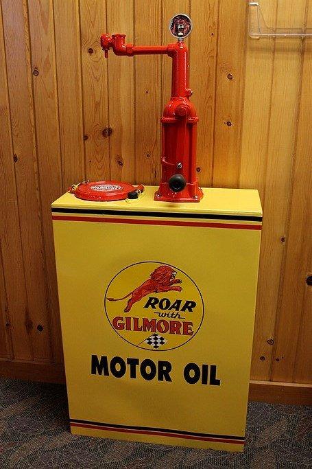 Gilmore oil pump