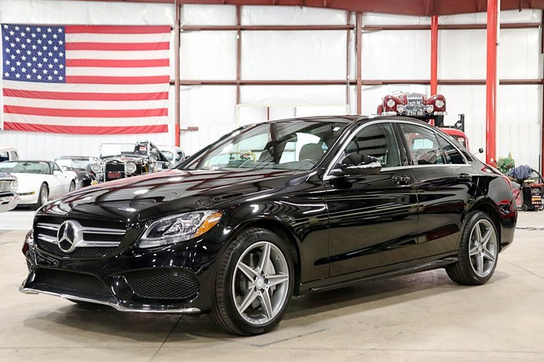 2015 Mercedes-Benz C300 For Sale