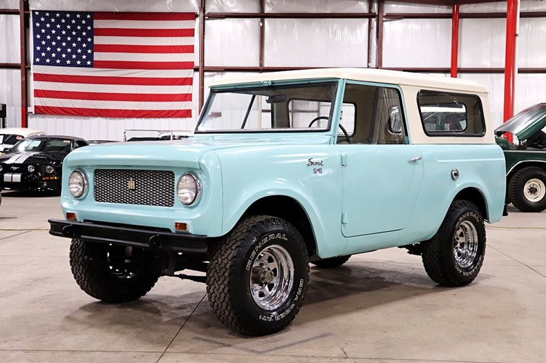 1962 international scout 80