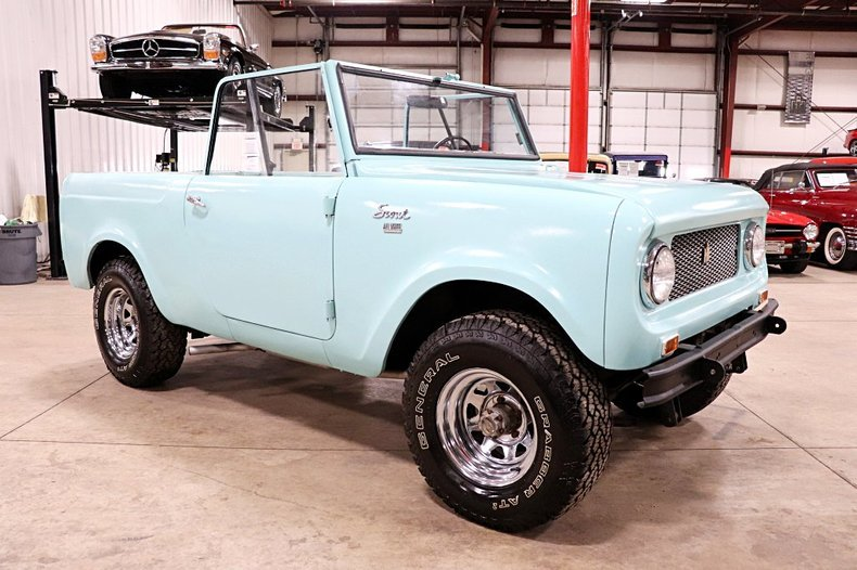 1962 International Scout 80 for sale #166566   Motorious