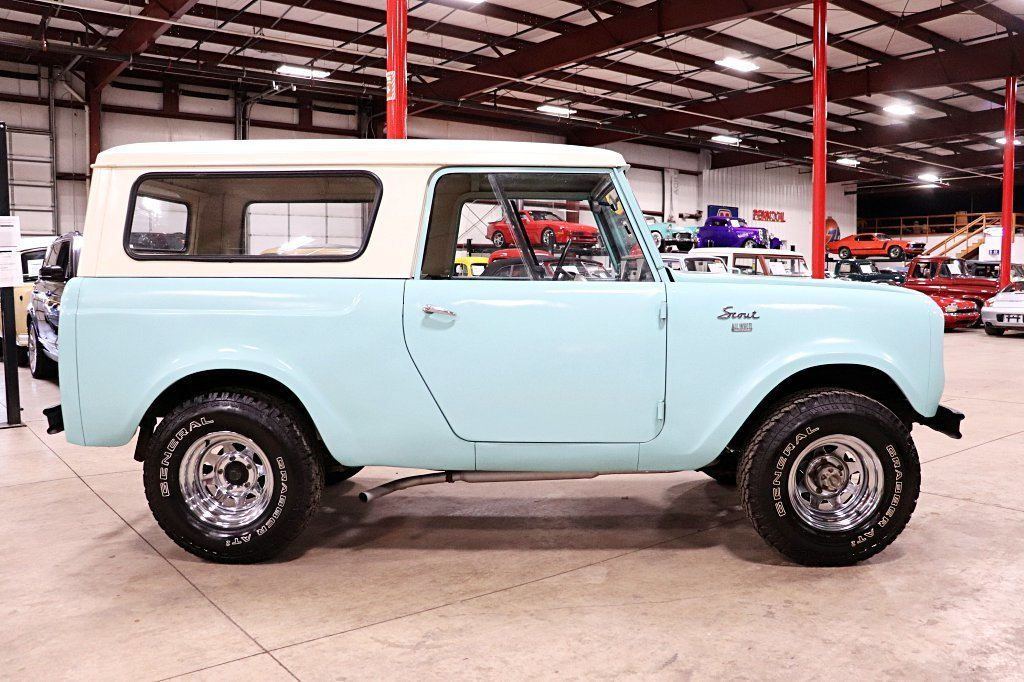 1962 International Scout 80 for sale #122930   MCG