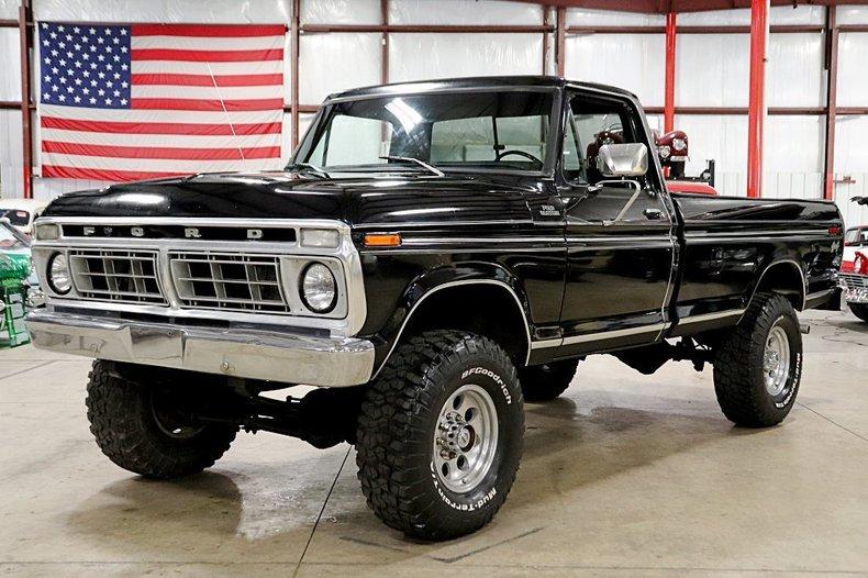 1978 ford f250 custom