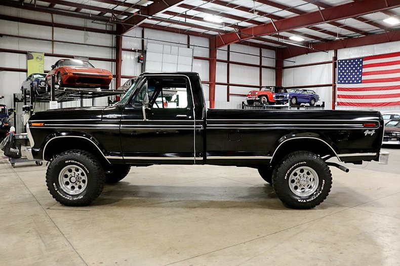 1978 Ford F250 >> 1978 Ford F250 Custom For Sale 169004 Motorious