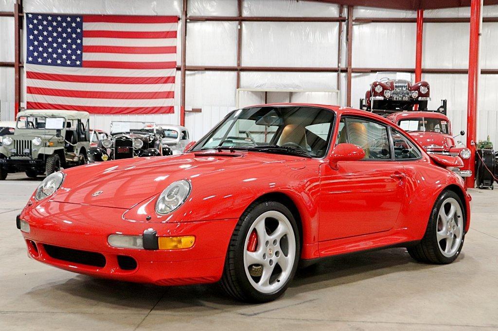 1996 porsche 911 type 993 twin turbo