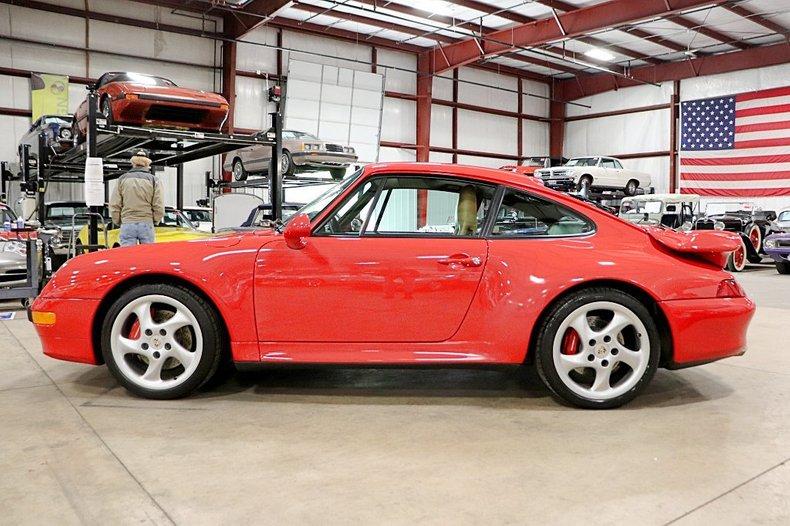 1996 Porsche 911 Type 993 Twin Turbo for sale #167237   Motorious