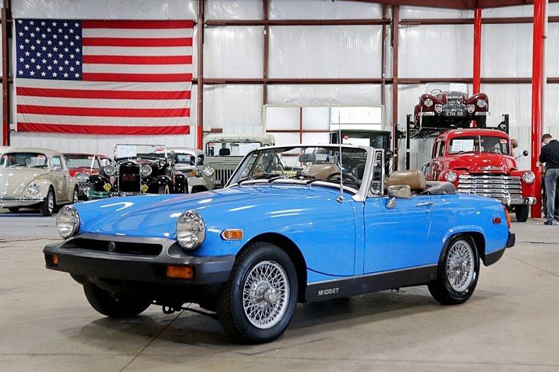 1979 MG Midget For Sale
