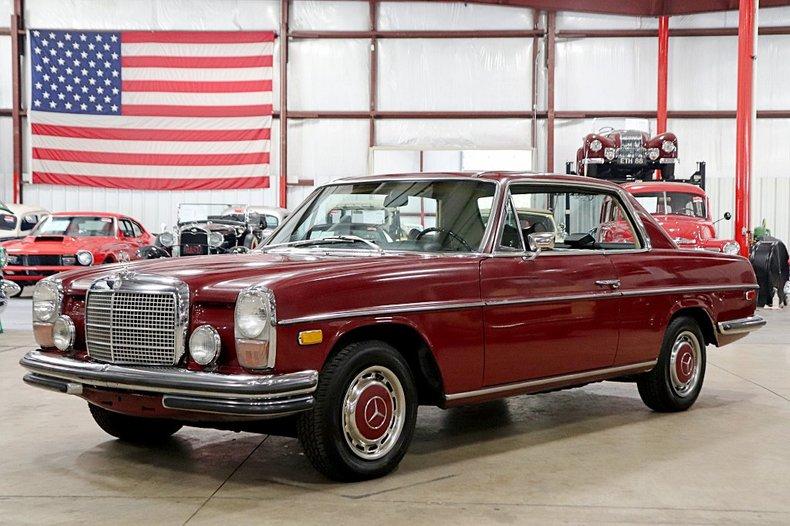 1971 Mercedes-Benz 250C For Sale