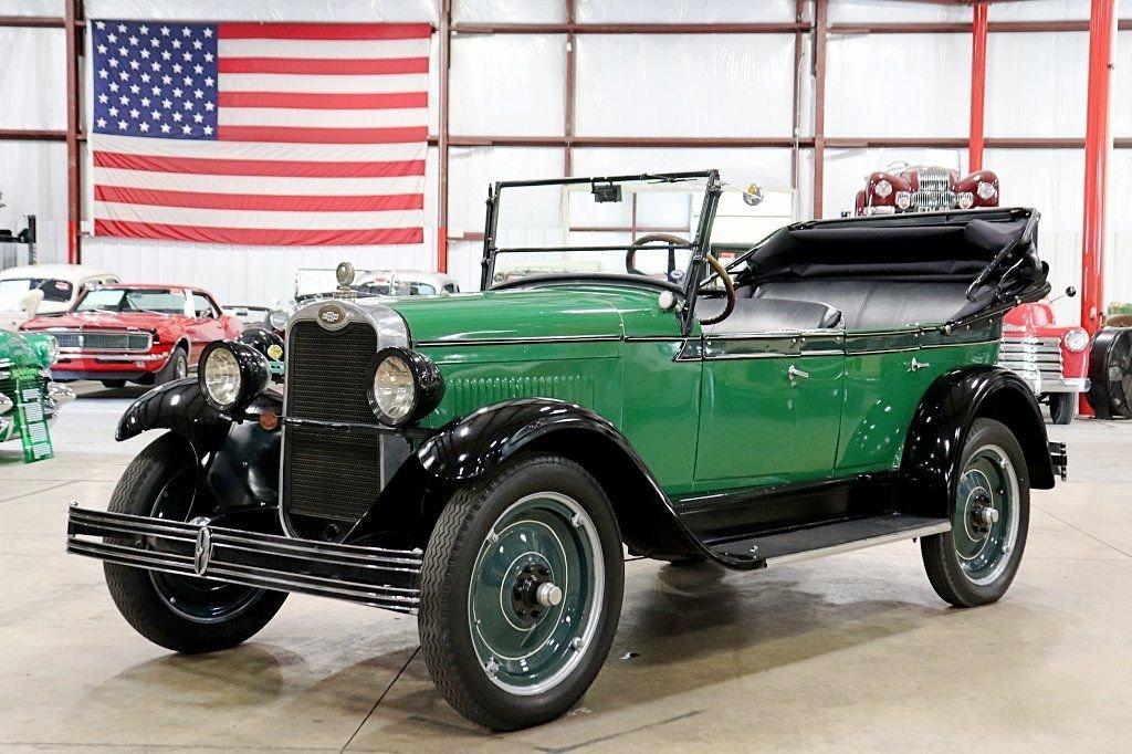1928 chevrolet national