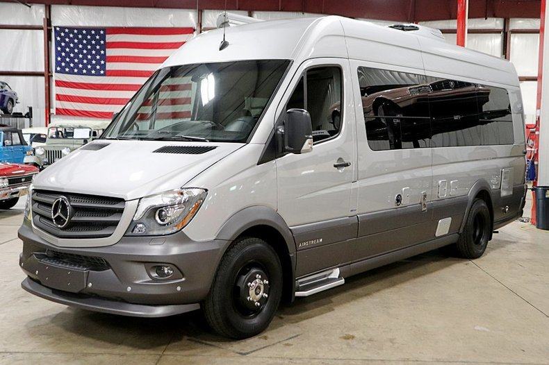 2017 mercedes benz sprinter 3500 airstream