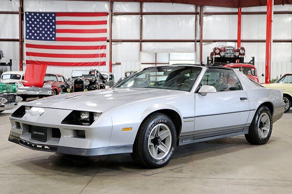 1982 chevrolet camaro z 28