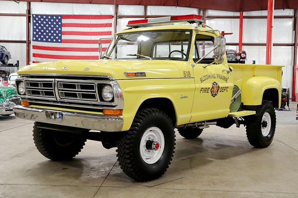 1972 ford f250 high boy