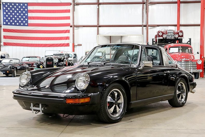 1974 porsche 911 carrera targa