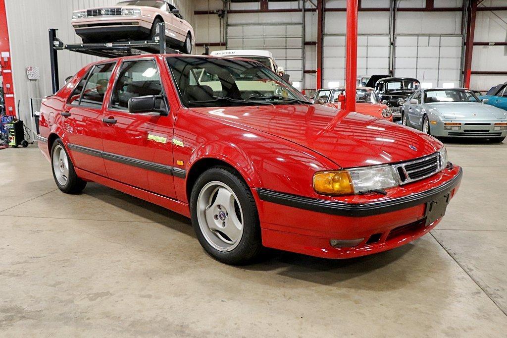 1998 Saab 9000CSE 2 3 Turbo for sale #124405   MCG