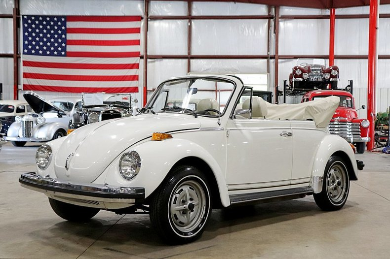 1977 Volkswagen Beetle For Sale