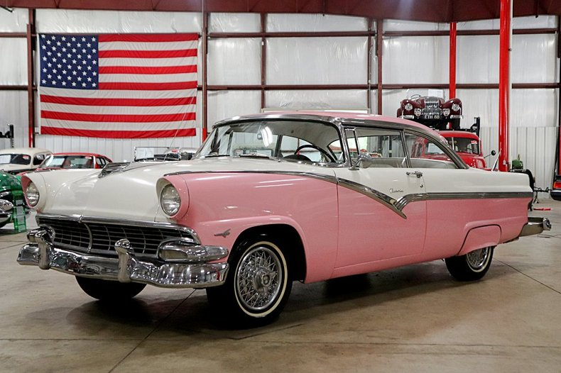 1956 Ford Victoria For Sale