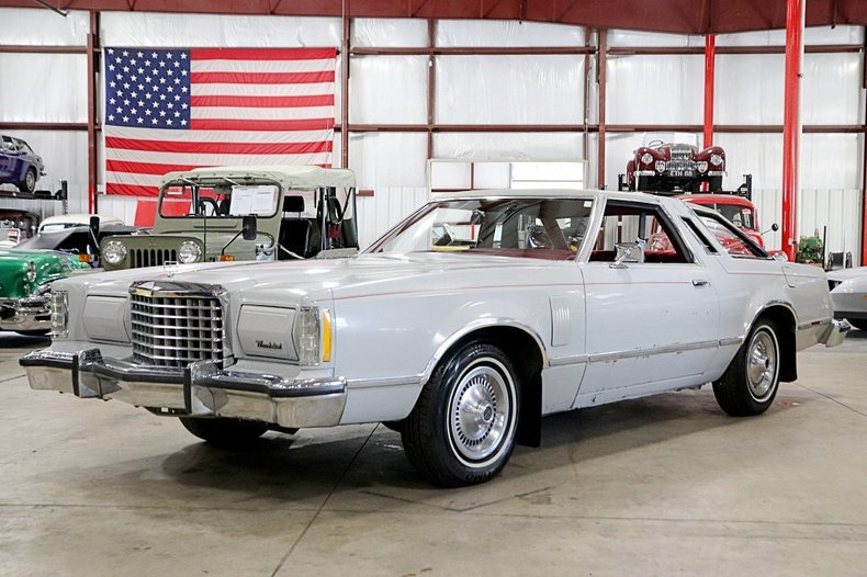 1977 Ford Thunderbird For Sale