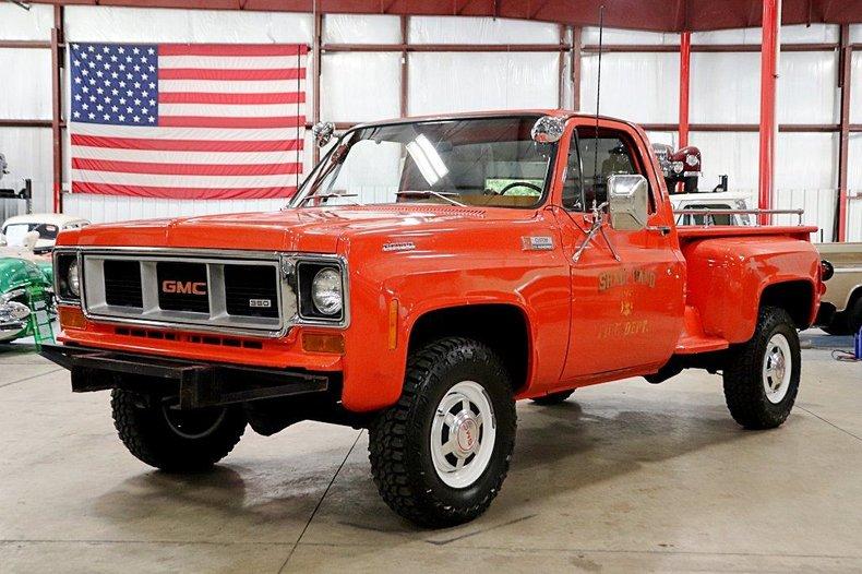 1974 chevrolet k 2500