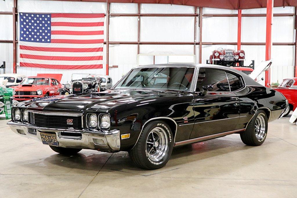 1972 buick gran sport 350
