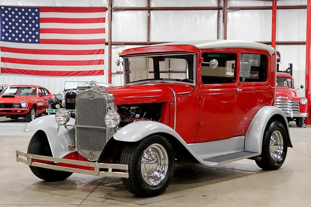 1930 ford 2 door sedan street rod
