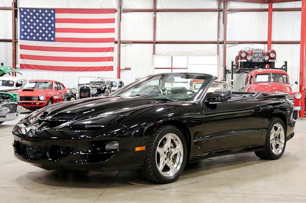 1998 Pontiac Firebird Trans Am WS6 for sale #170309 | Motorious