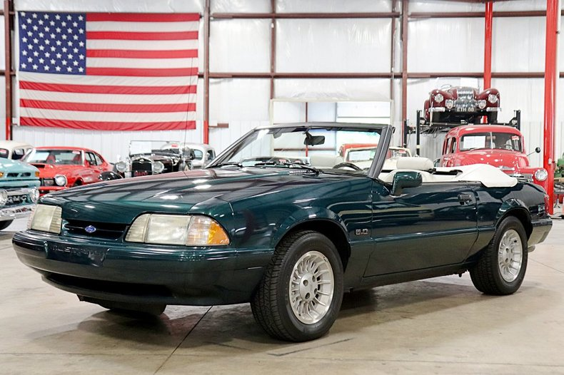 1990 Ford Mustang LX For Sale