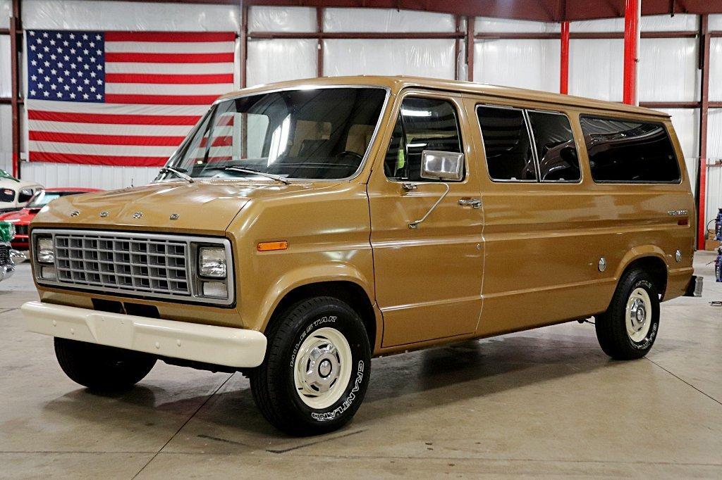 1979 ford club wagon
