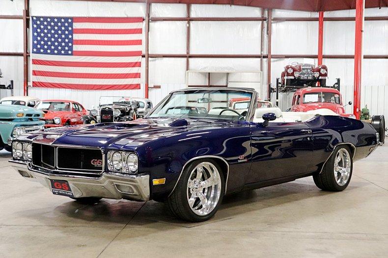 1972 buick gran sport tribute