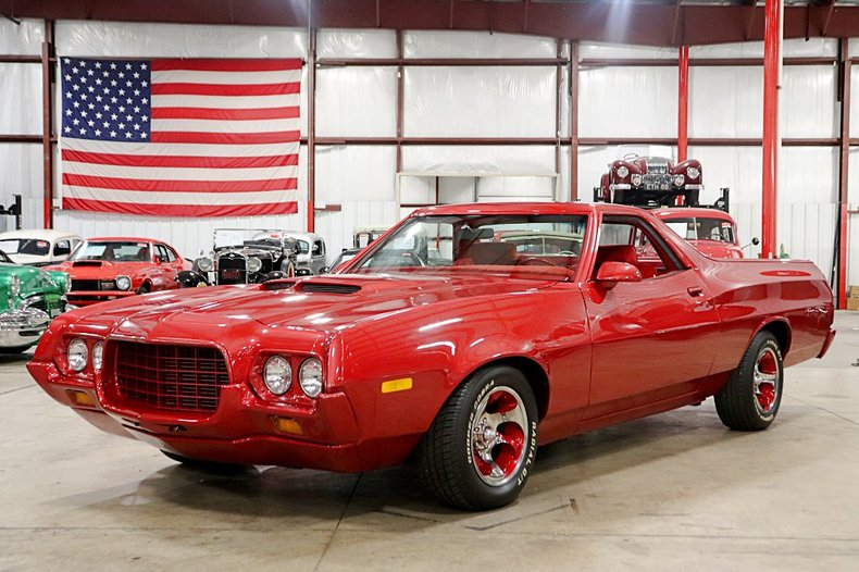 1972 Ford Ranchero For Sale