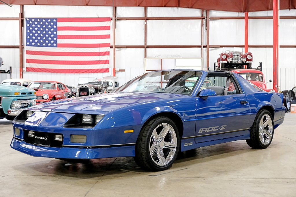 1987 Chevrolet Camaro Z28 Iroc-Z for sale #171489 | Motorious