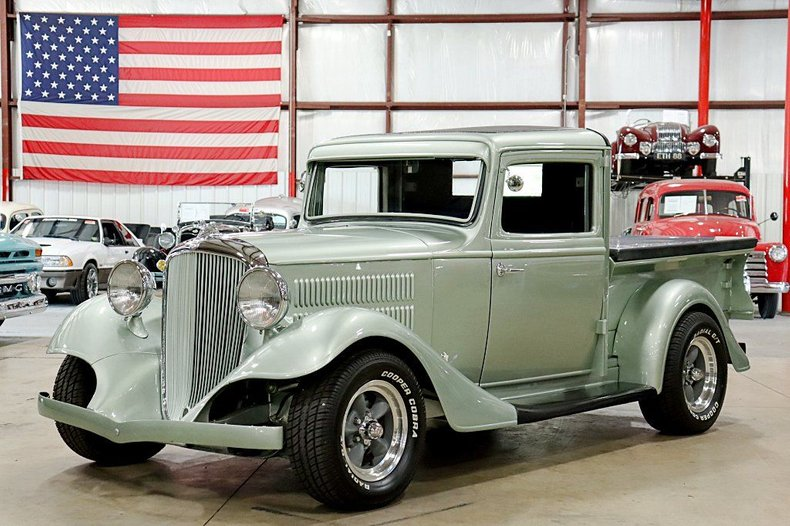 1933 essex terraplane pickup