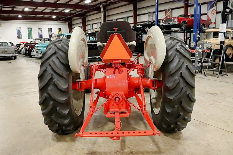 1959 Ford Tractor 861 Diesel for sale #172467   Motorious