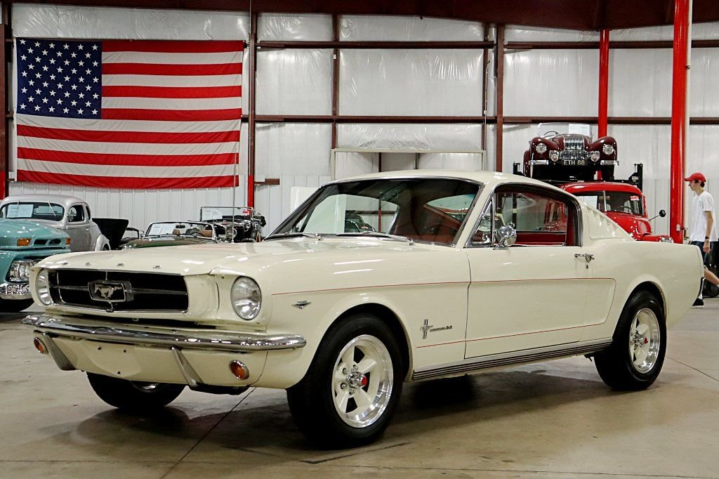 1965 ford mustang 2 2
