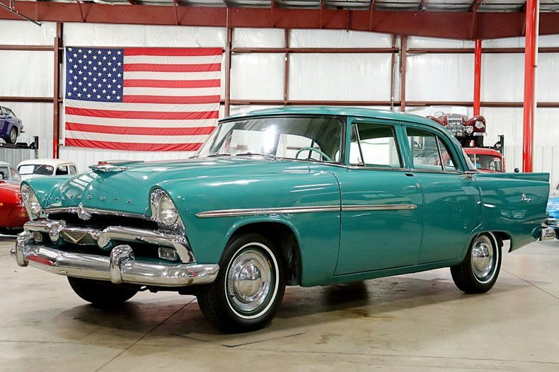 1956 plymouth plaza