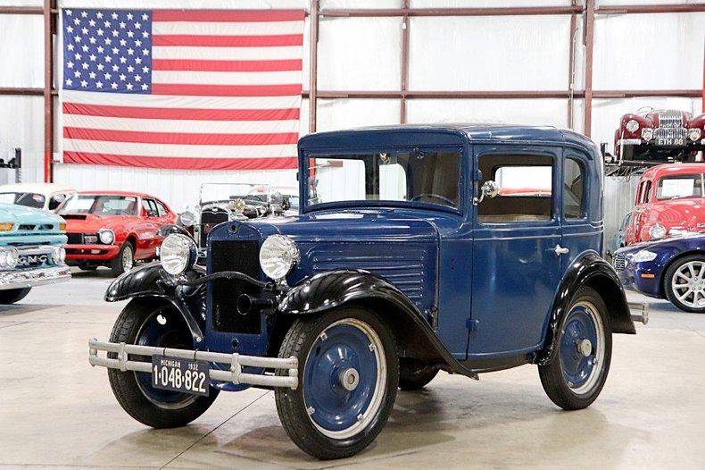 1931 austin coupe