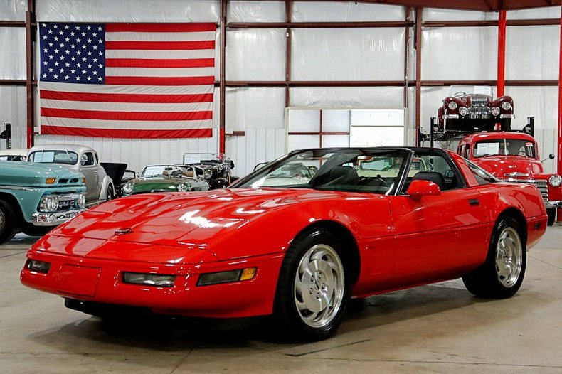 1996 chevrolet corvette 1lt