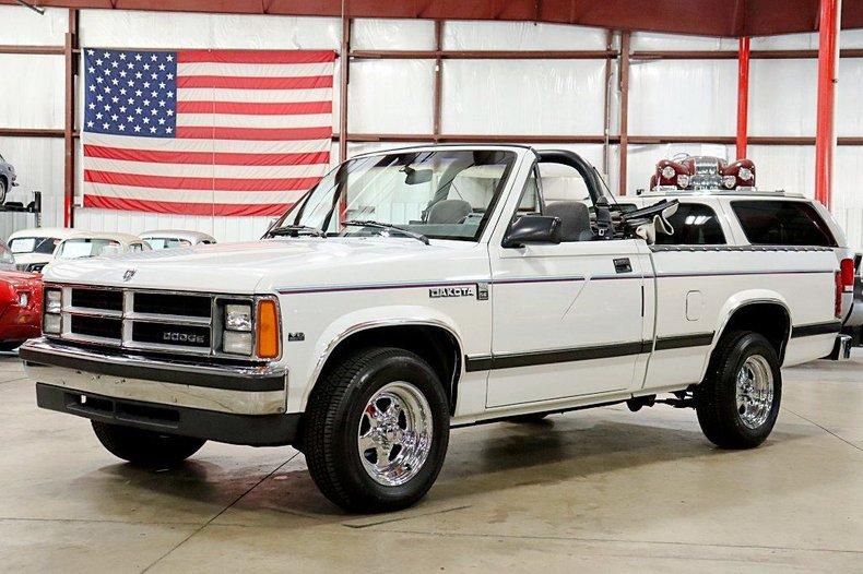 1990 Dodge Dakota For Sale