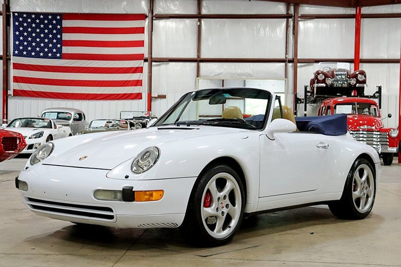 1998 Porsche 911 Carrera For Sale