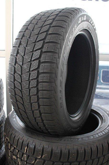 Blizzak snow tires 255 55r18