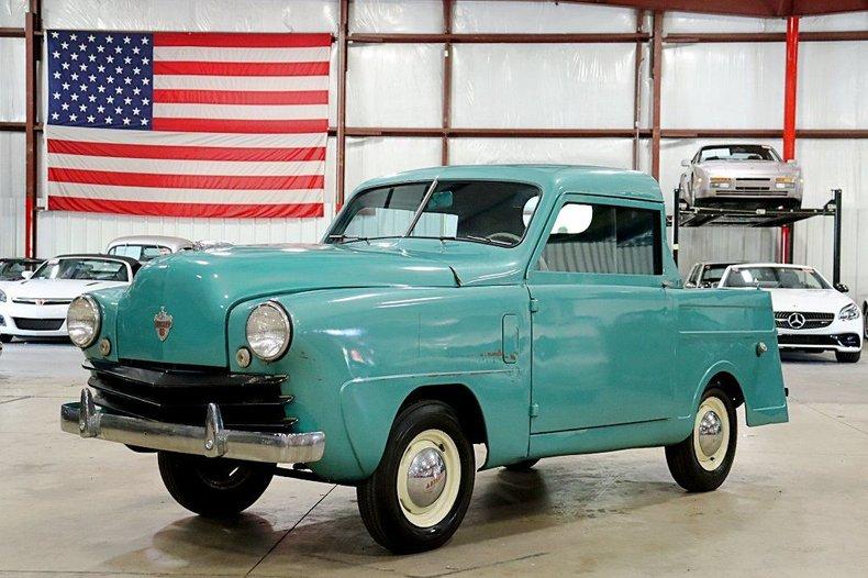 1950 crosley pickup