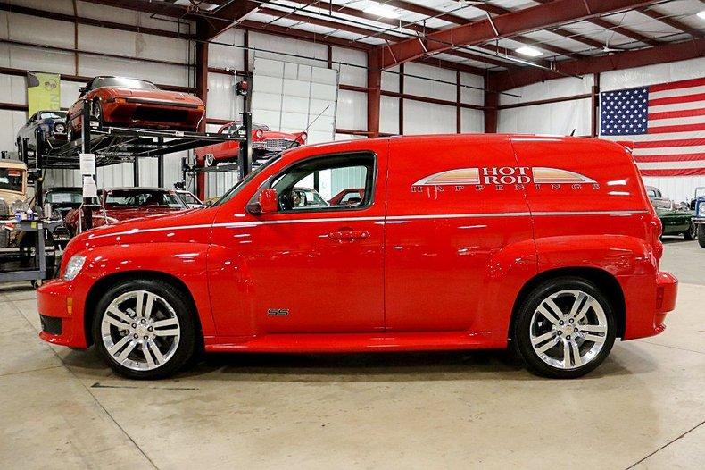 2009 Chevrolet Hhr Ss For Sale 176844 Motorious