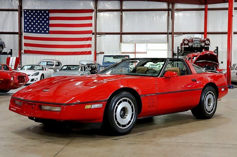 1985 Chevrolet Corvette For Sale