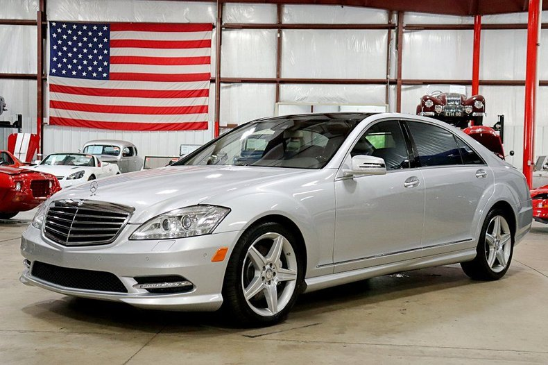 2011 mercedes benz s550 4 matic