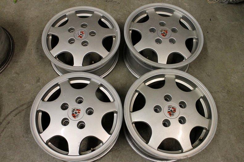 16 porsche 911 964 wheels