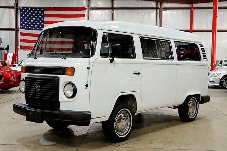1994 volkswagen combi bus